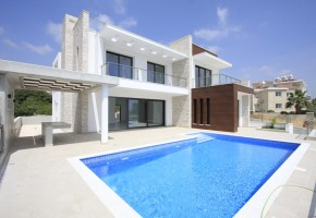 Villas and Apartments for Sale in Paphos Cyprus